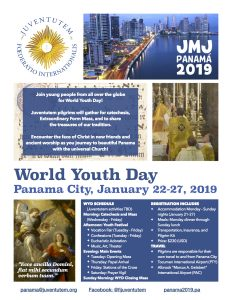 World Youth Day Flyer